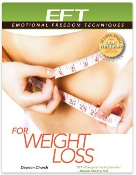 EFT for weight loss book by Dawson Church