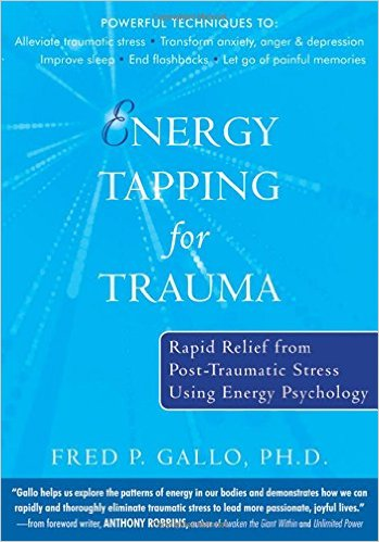 Energy Tapping for Trauma book
