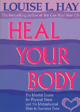 Heal Your Body book