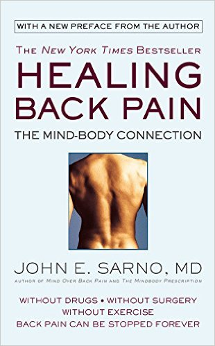 Healing Back Pain book
