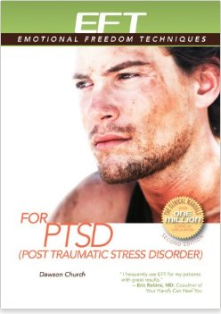 EFT for PTSD Paperback – March 1 2014 by Dawson Church