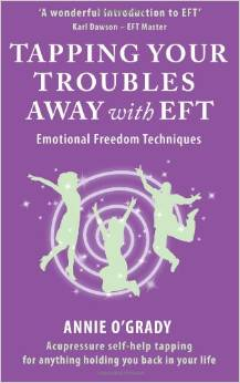 Tapping Your Troubles Away with EFT book