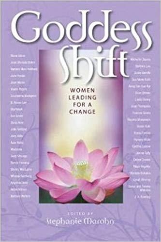 Goddess Shift book