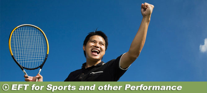 EFT for Sports and other Performance