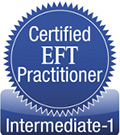 EFT practitioner intermediate badge