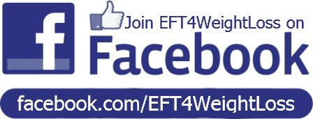 EFT4WeightLoss Facebook Button