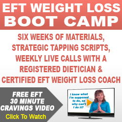 EFT for Weight Loss: Clearing Emotional Barriers to Getting Healthy
