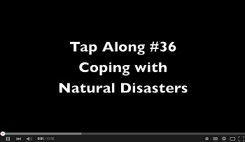 EFT tapping Video for Natural Disasters Like Nepal