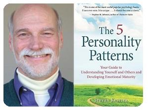 Steven Kessler and book 5 personality newsletter
