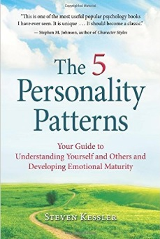 The 5 Personality Patterns book by Steven kessler